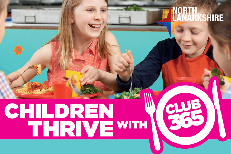 Children Thrive With Club 365