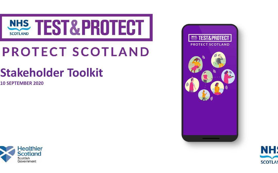 Protect Scotland App