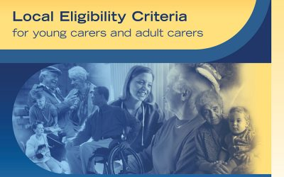 Carers Local Eligibility Criteria